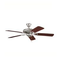 Kichler 339011AP Sutter Place Antique Pewter with Cherry Ms-98514 Blades Fan in Walnut MS-97503 alternative photo thumbnail