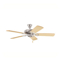 Kichler Lighting Sutter Place Fan in Brushed Stainless Steel 339011BSS alternative photo thumbnail