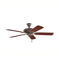 Kichler Lighting Sutter Place Fan in Tannery Bronze 339011TZ alternative photo thumbnail