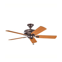 Kichler Lighting Saxon Fan in Oil Brushed Bronze 339012OBB alternative photo thumbnail