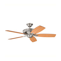 Kichler Lighting Monarch II Fan in Antique Pewter 339013AP