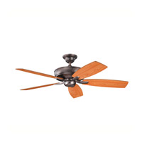 Kichler Lighting Monarch II Fan in Oil Brushed Bronze 339013OBB alternative photo thumbnail