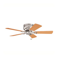 Kichler 339017BSS Stratmoor 42 inch Brushed Stainless Steel with Lt Oak Ms-3590 Blades Fan alternative photo thumbnail