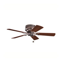 Kichler Lighting Stratmoor Fan in Oil Brushed Bronze 339017OBB