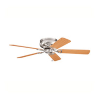 Kichler 339022BSS Stratmoor Brushed Stainless Steel with Lt Oak Ms-3590 Blades Fan alternative photo thumbnail
