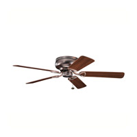 Kichler Lighting Stratmoor Fan in Oil Brushed Bronze 339022OBB alternative photo thumbnail