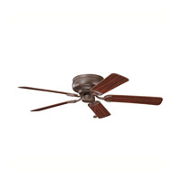 Kichler Lighting Stratmoor Fan in Tannery Bronze 339022TZ photo thumbnail