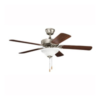 Kichler Lighting Builder Sterling Manor Select 3 Light Fan in Brushed Nickel 339210NI7 alternative photo thumbnail