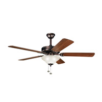 Kichler Lighting Sterling Manor Select 3 Light Fan in Oil Brushed Bronze 339210OBB photo thumbnail