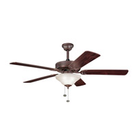 Kichler Lighting Sterling Manor Select 3 Light Fan in Tannery Bronze 339210TZ alternative photo thumbnail