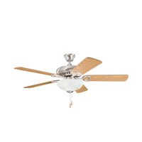 Kichler Lighting Sutter Place Select 3 Light Fan in Brushed Stainless Steel 339211BSS photo thumbnail