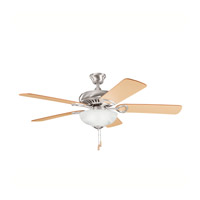Kichler Lighting Sutter Place Select 3 Light Fan in Brushed Stainless Steel 339211BSS alternative photo thumbnail