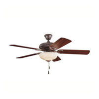 Kichler Lighting Sutter Place Select 3 Light Fan in Tannery Bronze 339211TZ alternative photo thumbnail