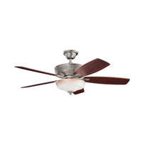 Kichler 339213BAP Monarch 52 inch Burnished Antique Pewter with Cherry MS-98514 Blades Fan  alternative photo thumbnail