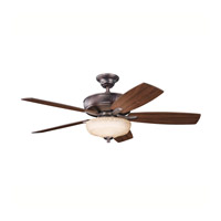 Kichler Lighting Monarch II Select 1 Light Fan in Oil Brushed Bronze 339213OBB alternative photo thumbnail