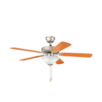 Kichler Lighting Sterling Manor Select 2 Light Fan in Brushed Nickel 339220NI alternative photo thumbnail