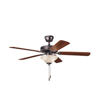 Kichler Lighting Sterling Manor Select 2 Light Fan in Oil Brushed Bronze 339220OBB photo thumbnail