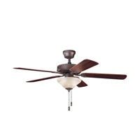Kichler Lighting Sterling Manor Select 2 Light Fan in Tannery Bronze 339220TZ alternative photo thumbnail
