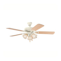Kichler Lighting Sutter Place Premier 3 Light Fan in Adobe Cream 339400ADC