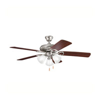 Kichler Lighting Sutter Place Premier 3 Light Fan in Antique Pewter 339400AP alternative photo thumbnail