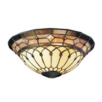 Kichler 340001 Signature Universal Glass Fan Bowl