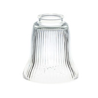 Kichler Lighting 2.25in Glass Shade Fan Glass in Universal Glass 340113 photo thumbnail