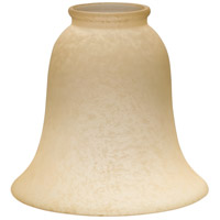 Kichler 340115 Signature Universal Glass Fan Bowl