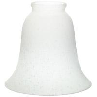 Kichler 340116 Signature Universal Glass Fan Bowl