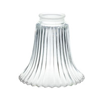 Kichler Lighting 2.25in Glass Shade Fan Glass in Universal Glass 340122 photo thumbnail