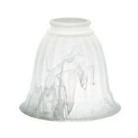 Kichler Lighting 2.25in Glass Shade Fan Glass in Universal Glass 340124 photo thumbnail