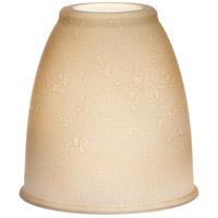 Kichler 340131 Signature Universal Glass Fan Bowl