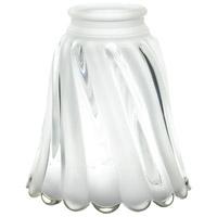 Kichler 340133 Signature Universal Glass Fan Bowl