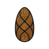 Kichler Lighting Climates Blade Set in Brown 370034