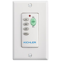 Kichler In-Wall Transmitter L-Function Fan Accessory in Multiple 370039MULTR