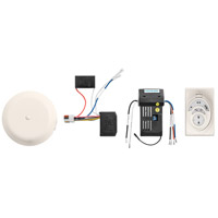 Kichler 3R400SNW Independence Satin Natural White Fan Cooltouch Control System