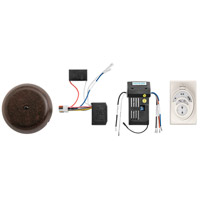 Kichler Cool Touch Control System Fan Accessory in Tannery Bronze 3R400TZ