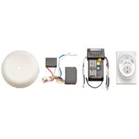 Kichler Cool Touch Control System Fan Accessory in White 3R400WH