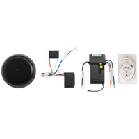 Fan Accessories Satin Black Fan Control