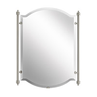 Kichler Lighting Abbeyville Mirror in Brushed Pewter 41050BPT photo thumbnail