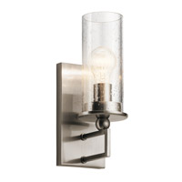 Kichler 42126CLP Kayde 1 Light 5 inch Classic Pewter Wall Sconce Wall Light