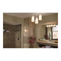 Kichler Lighting Knox 4 Light Bath Vanity in Polished Nickel 45268PN