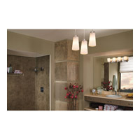 Kichler Lighting Knox 4 Light Bath Vanity in Polished Nickel 45268PN alternative photo thumbnail