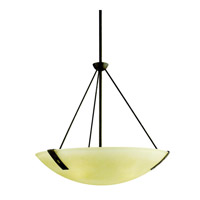Kichler Lighting Montara 3 Light Inverted Pendant in Old Iron 42180OI photo thumbnail
