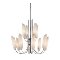 Kichler Lighting Stella 12 Light Chandelier in Chrome 42212CH photo thumbnail