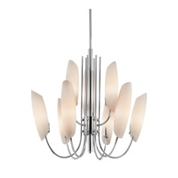 Kichler 42213CH Stella 9 Light 27 inch Chrome Chandelier Ceiling Light