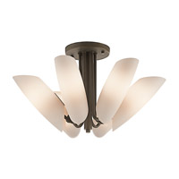 Kichler Lighting Stella 6 Light Semi-Flush in Olde Bronze 42217OZ photo thumbnail