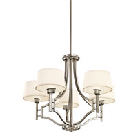 Kichler Lighting Quinn 5 Light Chandelier in Antique Pewter 42247AP