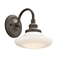 Kichler Lighting Keller 1 Light Wall Sconce in Olde Bronze 42271OZ photo thumbnail