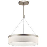 Kichler 42297SNLED Mercel LED 18 inch Satin Nickel Pendant Ceiling Light