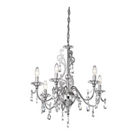 Kichler Lighting Rizzo 6 Light Chandelier in Chrome 42339CH photo thumbnail
